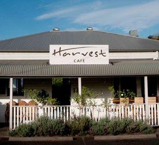 Harvest cafe newrybar for 100 mile table